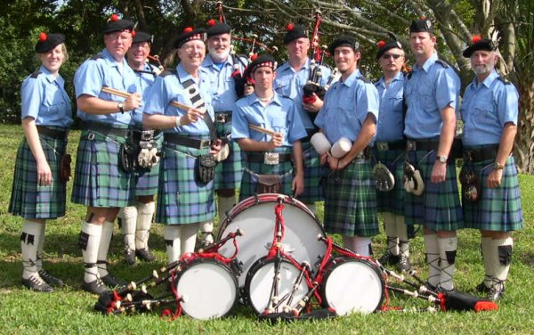 City of Melbourne Pipe Band